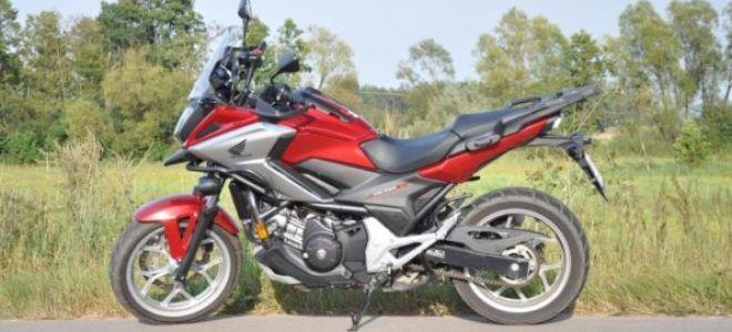 Honda NC 750 X DCT — отчет о поездке