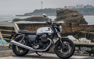 Moto Guzzi V7 III в ограниченном выпуске