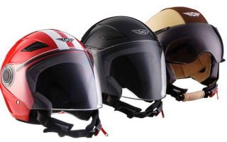 Как выбрать мотоциклетный шлем?