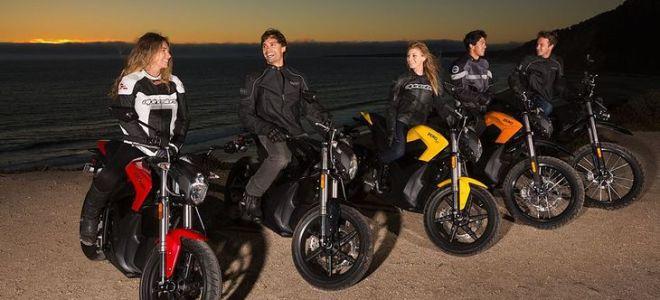 Впечатления от езды на электрическом мотоцикле