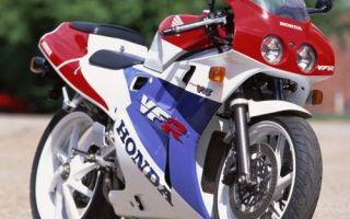 Технические характеристики мотоцикла Honda VFR 400