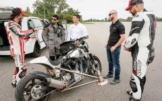 На каких мотоциклах ездят большие звезды Голливуда?
