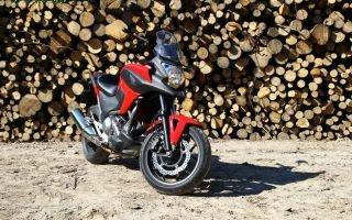 Honda NC700X – ей приключения не страшны