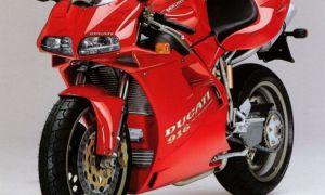 Спортивные мотоциклы 90-х годов