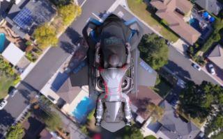 Speeder — мотоцикл или дрон?