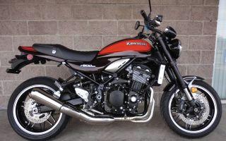 Kawasaki Z900RS – возвращение легенды!