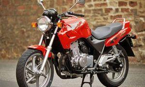 О мотоцикле Honda CB 500