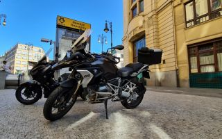 История мотоциклов BMW