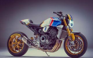 Взрыв между эпохами, ограниченная версия Honda CB1000R +