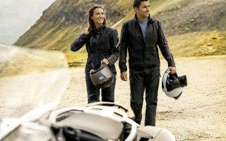 Выбираем куртку для мотоцикла. Лучше кожа или текстиль?