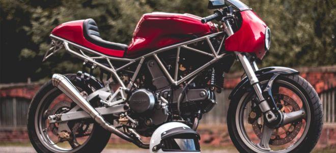Ducati 750SS от Каспид Мото