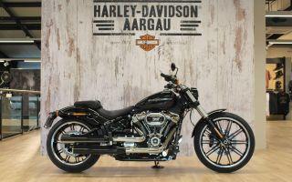 Harley-Davidson анонсирует новые шокирующие модели