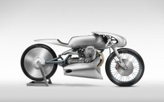 Moto Guzzi LeMans от Death Machines of London