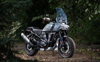 Harley-Davidson будет производить туристическое эндуро