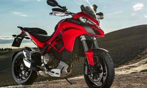 Обзор мотоцикла Ducati Multistrada