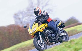 О мотоцикле Yamaha FZS 600 Fazer