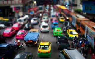 Культура вождения на дороге
