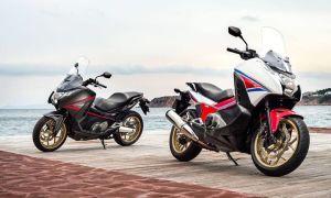 Integra 750 — скутер Honda