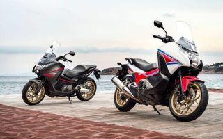 Integra 750 – скутер Honda