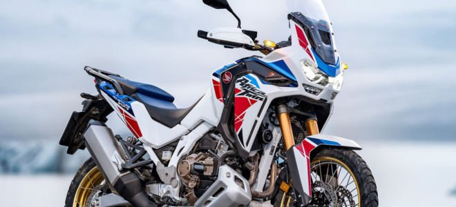 Как выглядит Honda CRF 1100 L Africa Twin Adventure Sports 2022