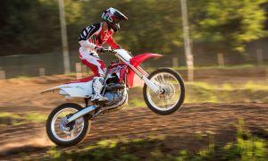 Мотоцикл Honda CRF 450 и его характеристики