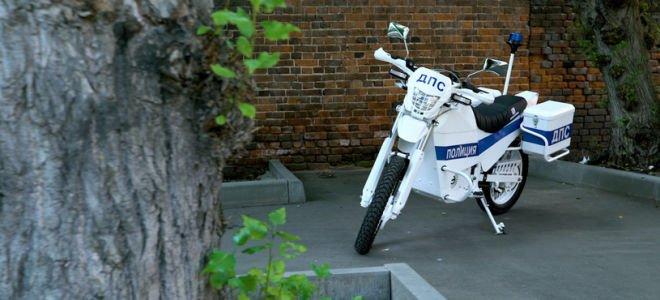 Россияне будут создавать электрические мотоциклы Иж