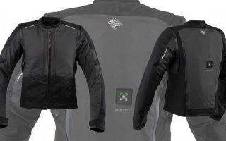 Куртка с подушками безопасности.  Универсальный продукт Tucano Urbano