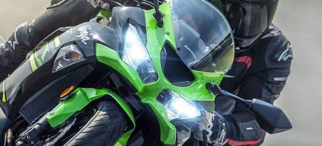 Новый 636: Kawasaki Ninja ZX-6R 2019 года