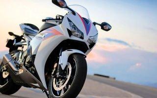 Мотоциклы Honda модели CBR1000RR