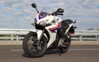 Honda CBR 500 R – удовольствие от вождения