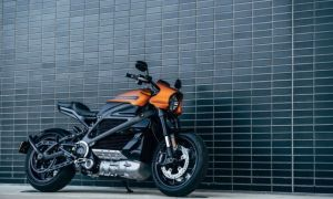 Премьера: Harley-Davidson LiveWire – электрический дебют Гарри в Милане