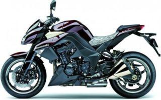 Kawasaki Z 1000: сила традиции