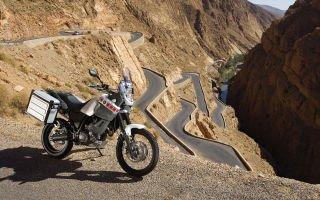 Универсальный турист эндуро Yamaha XT660 Tenere
