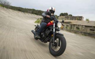 CMX500 Rebel – поплавок от Honda для маленьких гонщиков