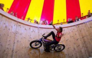 Мотоциклетная бочка смерти – что это? История, мотоциклы