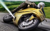 Необыкновенная система безопасности для мотоциклистов
