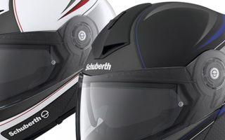 История шлемов Schuberth