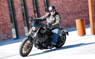 Harley-Davidson Low Rider S – злодей Милуоки