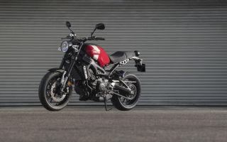 Yamaha XSR900 – вид старого и нового
