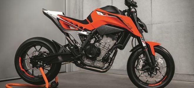 KTM планирует линейку 750. Производить будет китайская CF Moto