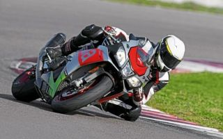 Aprilia RSV4 RF – мощность по-итальянски
