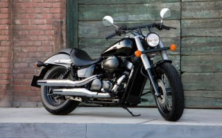 Обзор характеристик мотоциклов Honda Shadow 750