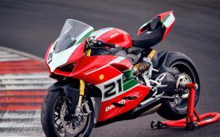 Ducati Panigale V2 в специальном выпуске к 20-летию Bayliss 1st Championship