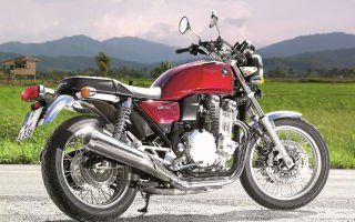 Honda CB 1100 EX: стиль жизни классика