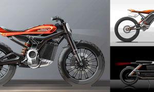 Новые мотоциклы Harley-Davidson