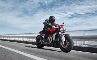Rocket 3 R / GT 2019 – новый силовой крейсер Triumph