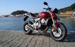 Honda cb 600 – легендарный «Шестисотый Шершень»