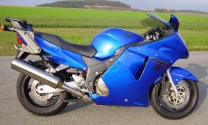 О мотоцикле Honda cbr 1100