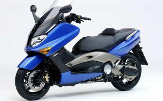 О мотоцикле Ямаха т макс 500