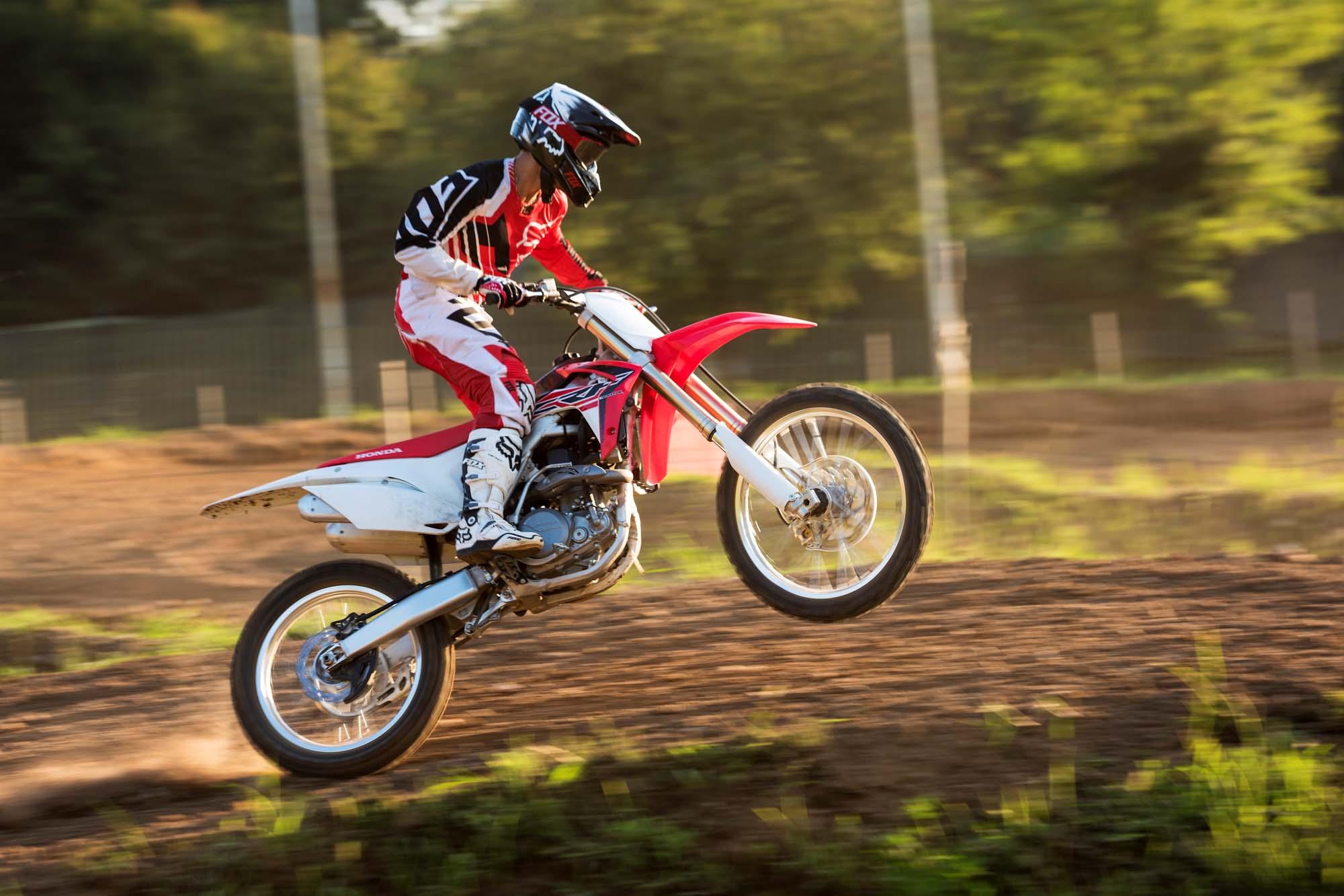 Honda CRF 450, фото